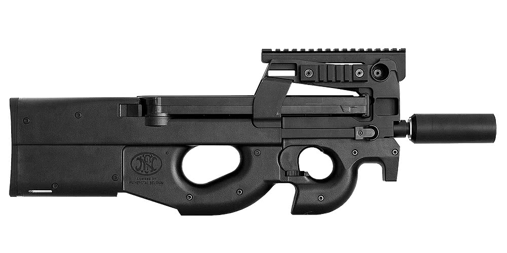 Machine Pistol LSD P-90