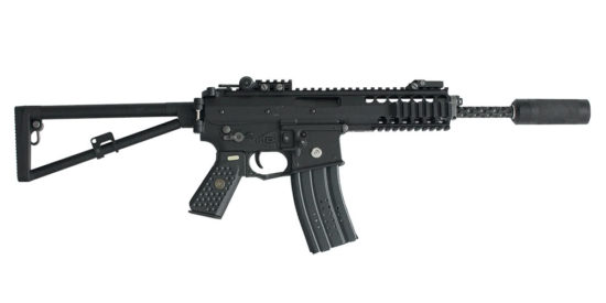 Assault Rifle LSD KAC PDW
