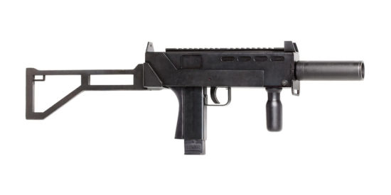 Machine Pistol LSD Ingram M