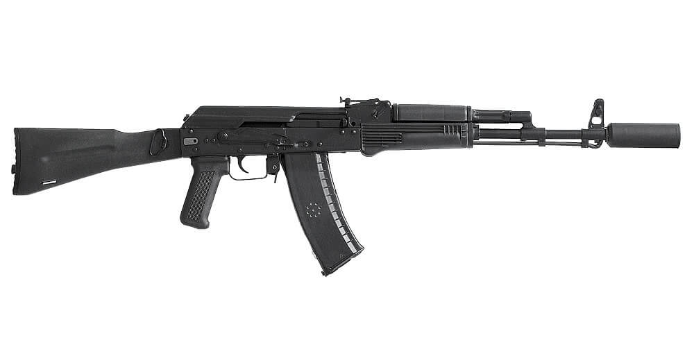 Submachine Gun LSD AK-74M