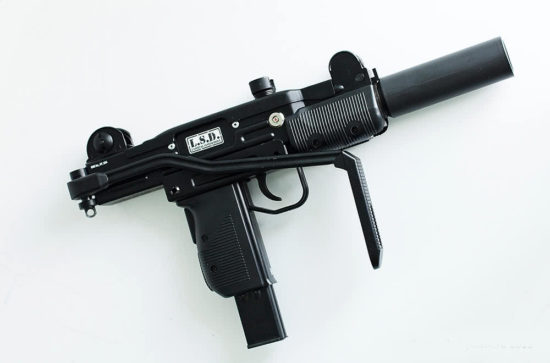 Machine Pistol LSD UZI