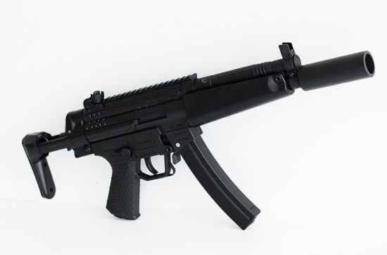 Machine Pistol LSD GSG-5
