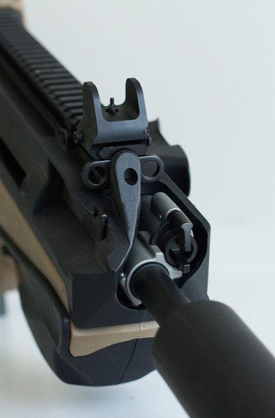 Rifle LSD FN 2000
