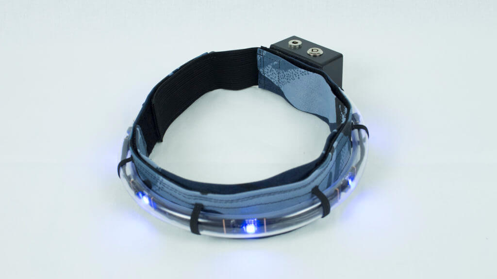 Wireless LSD Headband