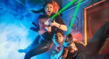 Laser Tag 2 or 4 Player Set