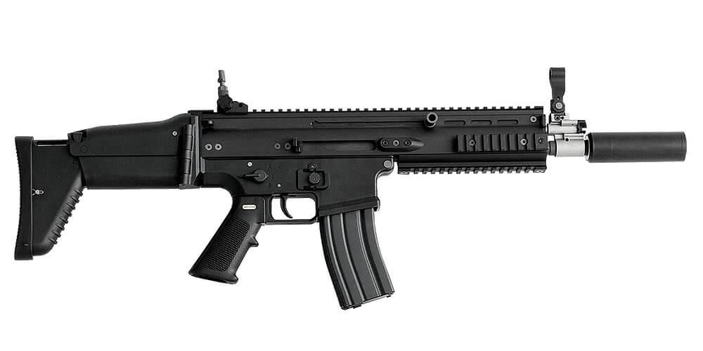 Rifle LSD SCAR