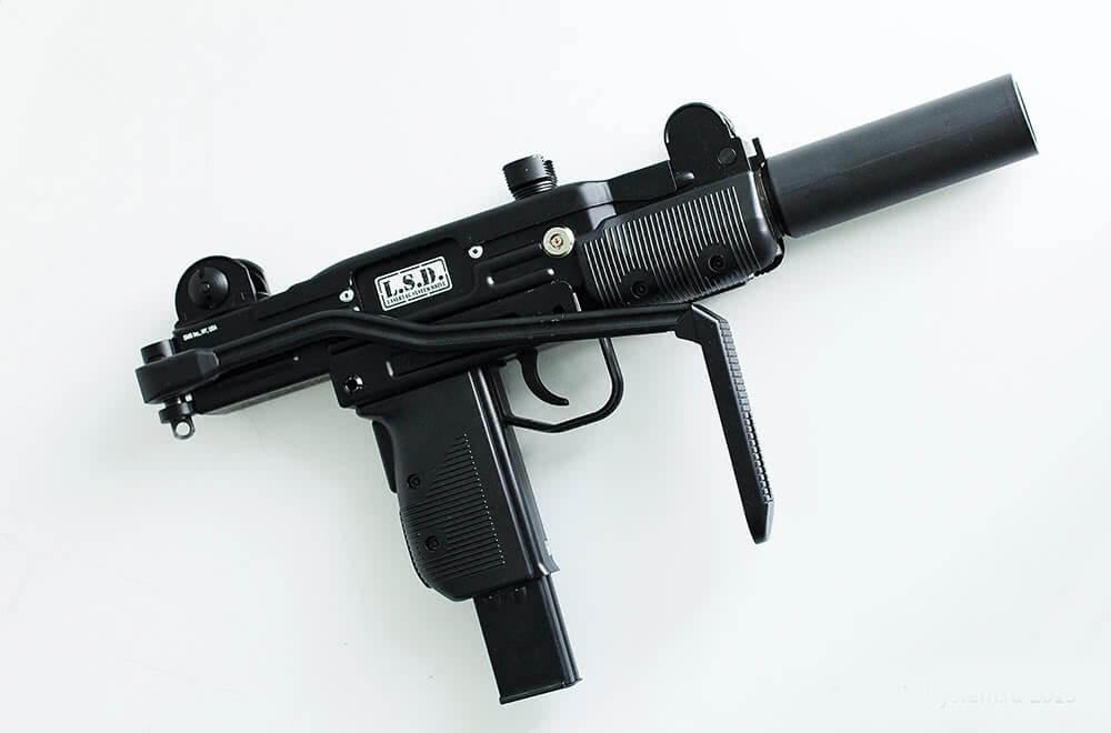Machine Pistol LSD UZI