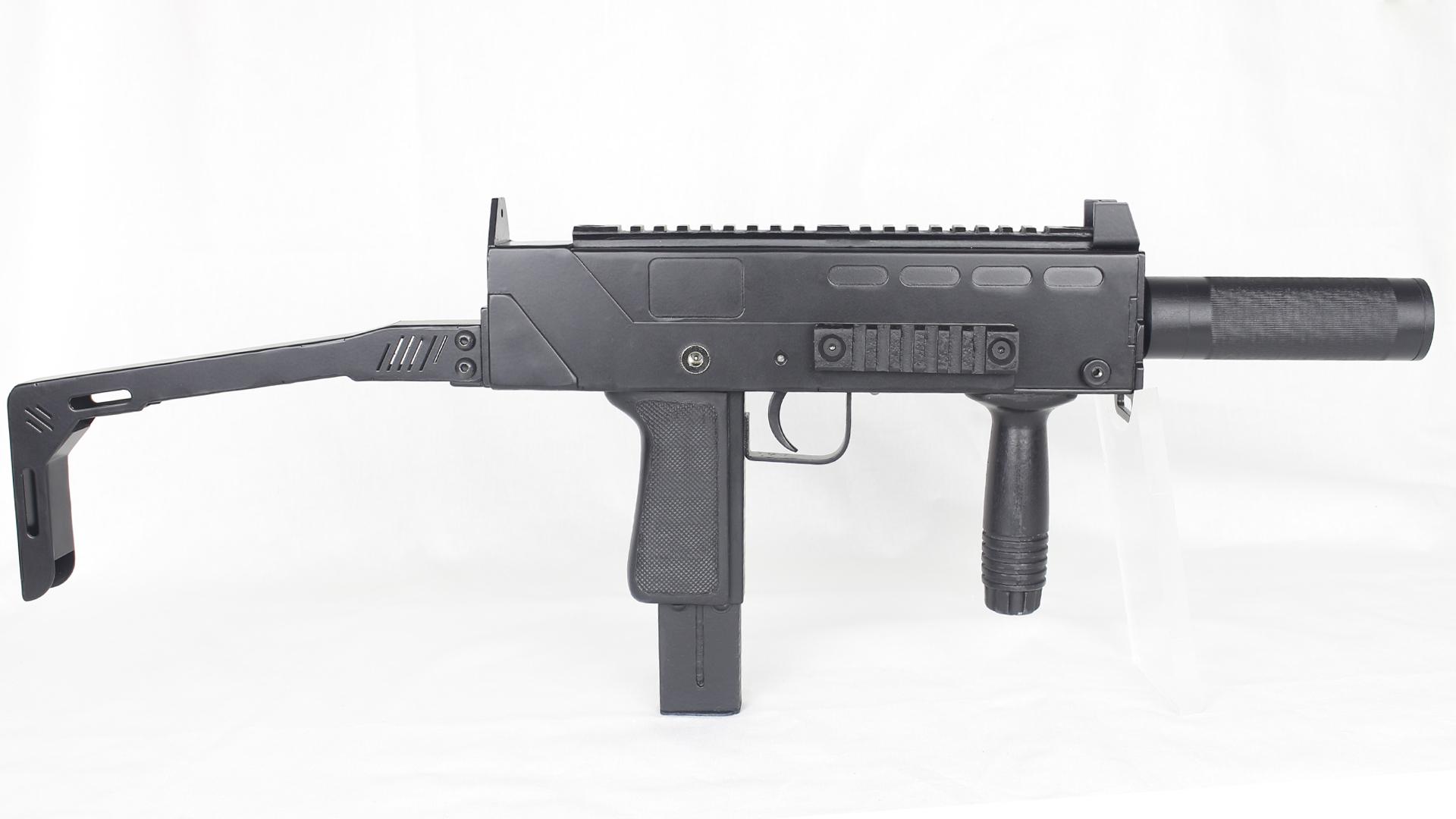 Machine Pistol LSD Ingram M