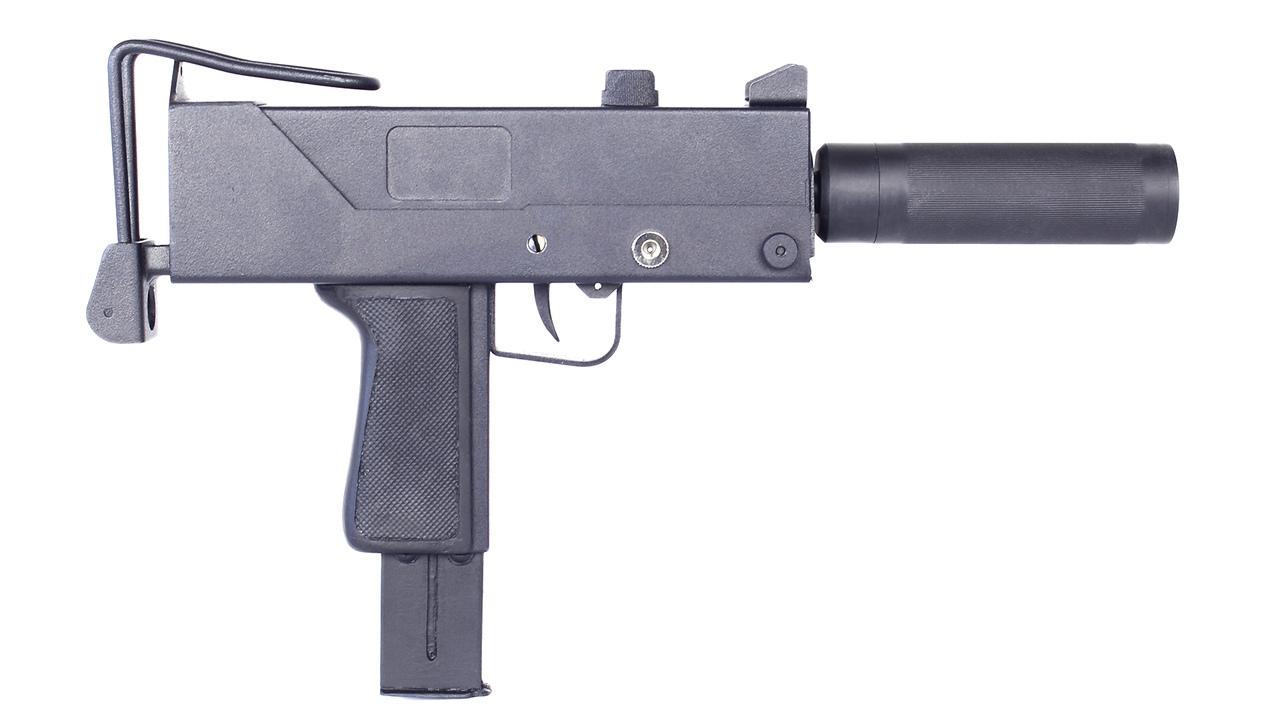 Machine Pistol LSD Ingram