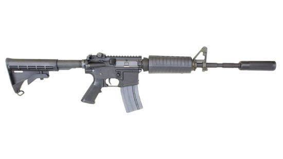 Rifle LSD M4A1 Elite
