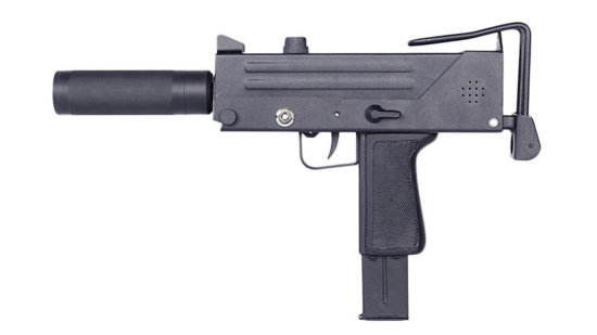 Machine Pistol LSD Ingram