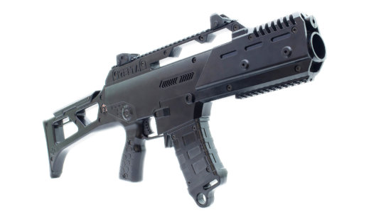Assault Rifle LSD DELTA