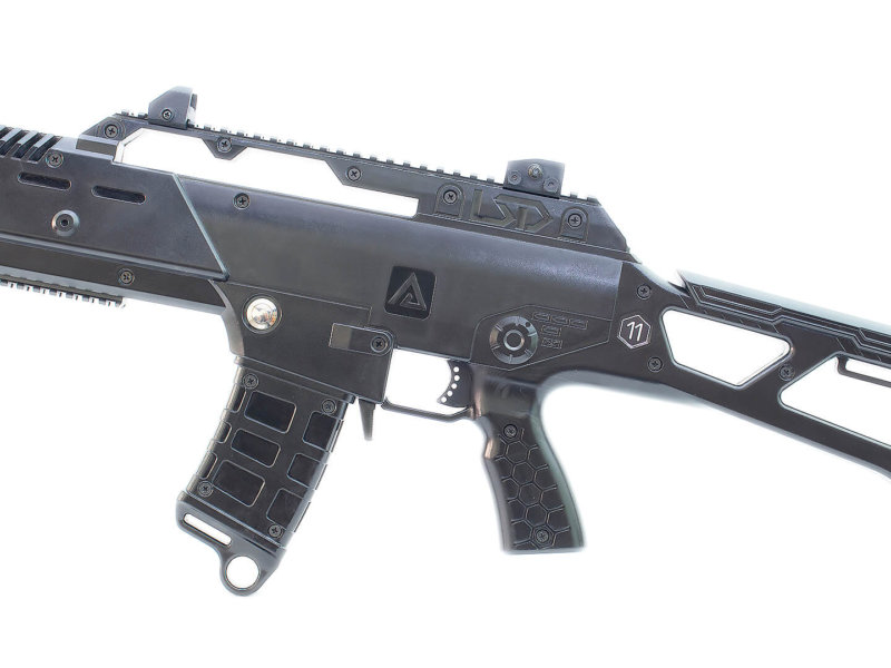 The Delta rifle for any audience