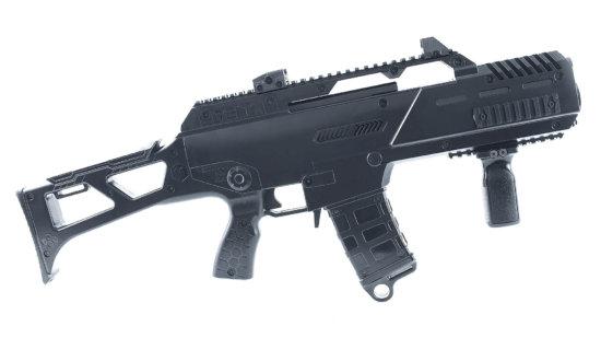 Assault Rifle LSD DELTA BRAVO