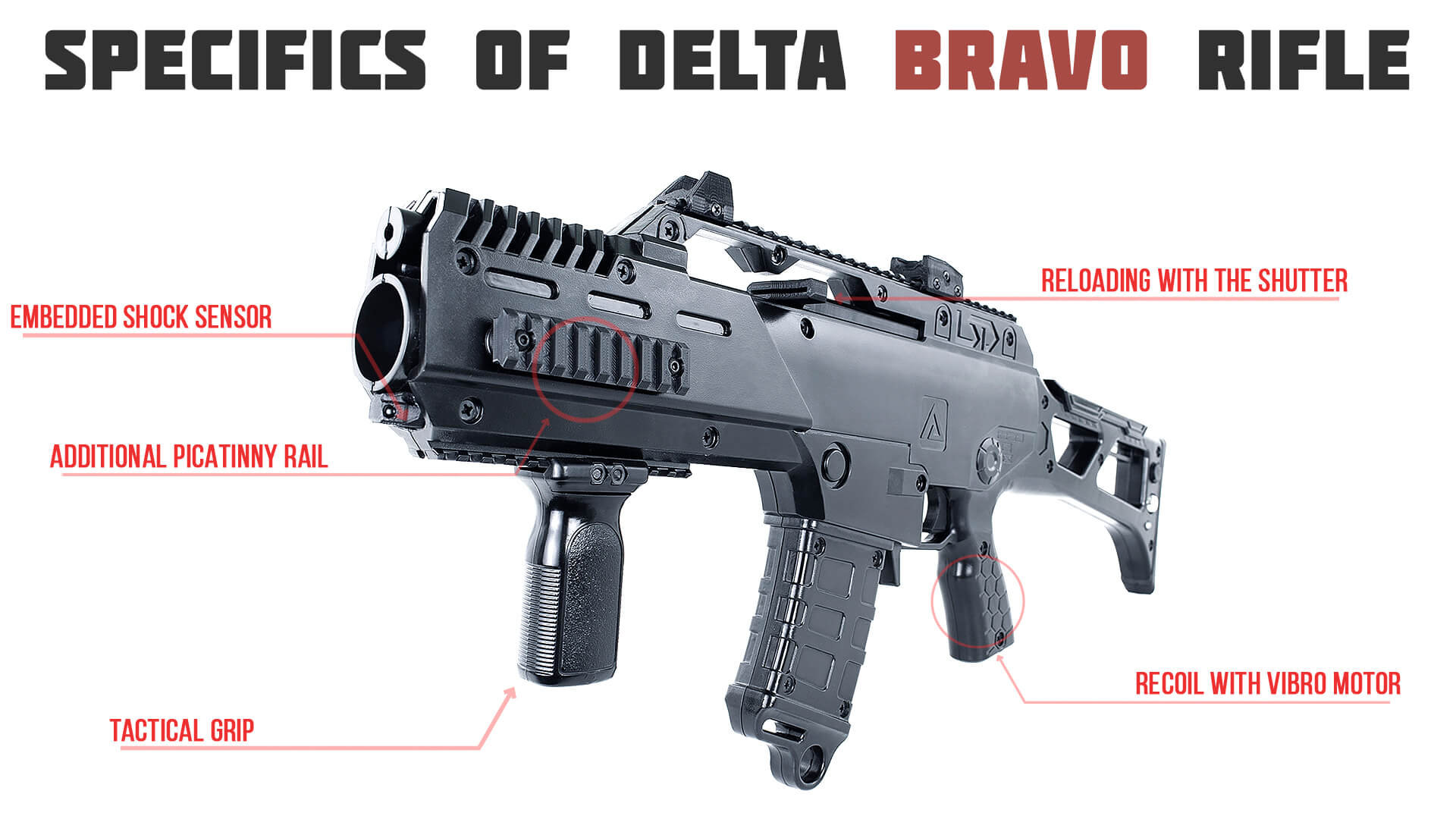 DELTA BRAVO ADVANTAGES