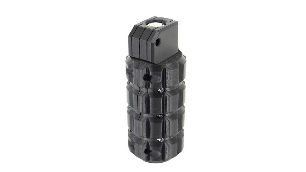 lsd grenade