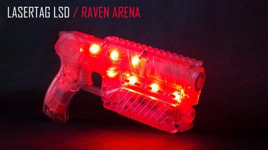 LSD RAVEN Arena