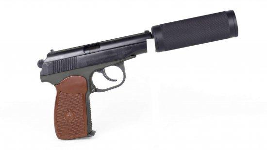 LSD Makarov pistol